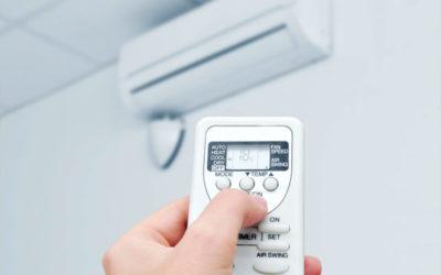Aircondition med varmepumpe